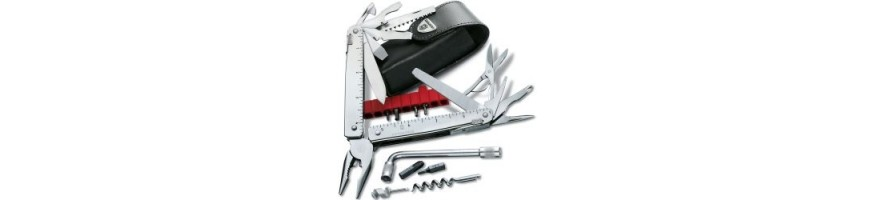 Outil et pince multifonction Victorinox Swisstool