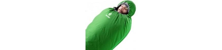 Sac de couchage été de camping et températures positives