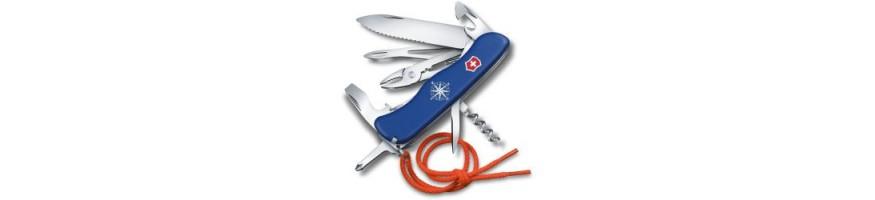 Couteau suisse spécial ou avec manche en bois