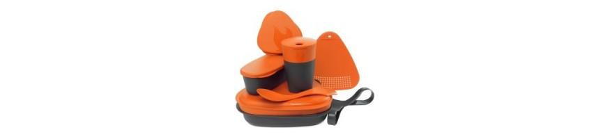 Boite alimentaire ou lunch box de randonnée et de camping