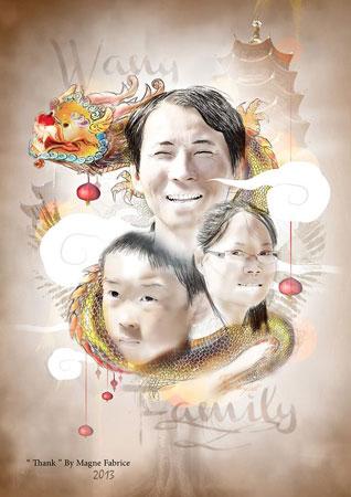 Création Asia Painting Tour en Mongolie