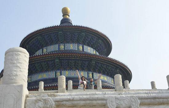Nos aventuriers de l'Asia Painting Tour arrivent en Chine
