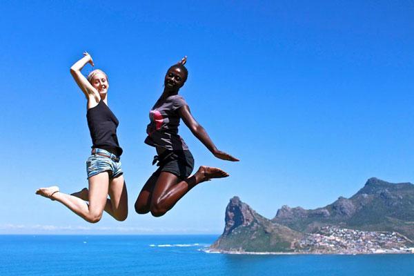 Après l'Afrique du Sud, nos aventurières doivent déjà se préparer pour la prochaine étape