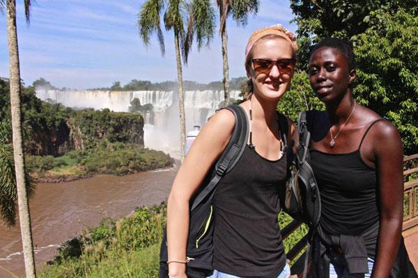 L'Argentine se montre sous ses plus beaux jours à Puerto Iguazu