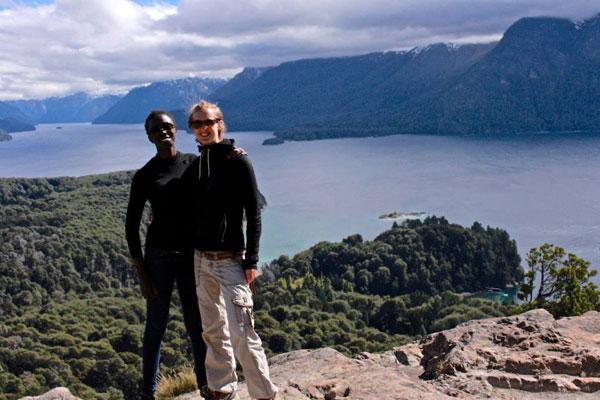 L'aventure Café con Leche World Tour se pose brièvement à Buenos Aires avant la grande étape de la Patagonie
