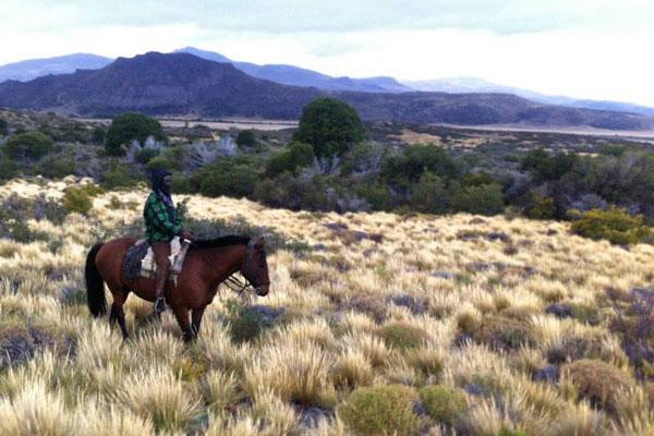 En Patagonie, Clarisse et Magali découvrent des étendues sauvages à perte de vue