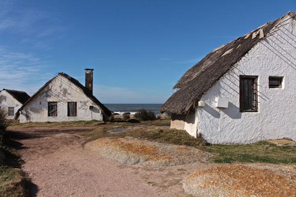 L'Uruguay réserve son lot de surprises à nos aventurières, telles les maisons typiques de Punta del Diablo