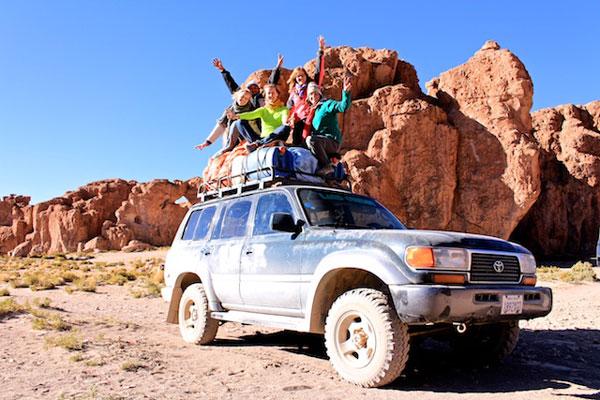 En Bolivie, Café et Leche découvrent un peuple accueillant et des paysages extrêmement variés