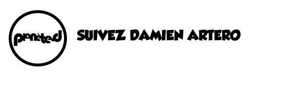 Suivez Damien Artero et PlaneteD