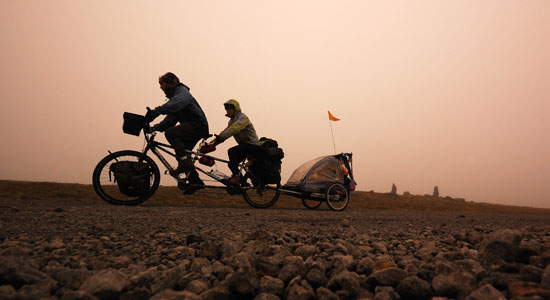 Le voyage-aventure No Man Iceland tient bien son nom : un mélange de No Man's Land, de froid et de glace