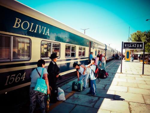 Les premiers pas de nos aventurières en Bolivie sont plein de promesses