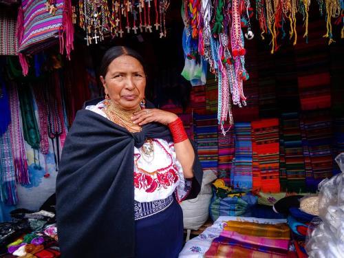 Le marché équatorien d'Otavalo colore de 1000 couleurs l'aventure Sauce America