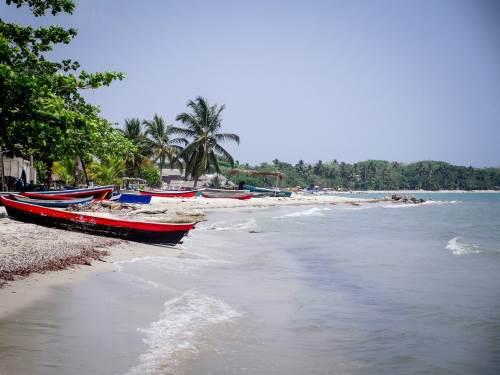 A n'en point douter, la plage de sable fin de Rincon del Mar restera un beau souvenir de l'aventure Sauce America