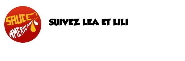 Suivez Léa et Lili de l'aventure Sauce America