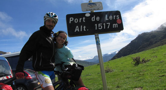 """L'aventure """"Sur le pas de la Porte"""" continue dans un décor de carte postale, à 1517 mètres d'altitude"""