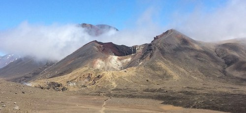Le trek Te Araroa fait la part belle à la montagne avec son lot de paysages.