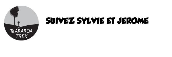 Suivez Sylvie Caldas et Jérôme Adam de l'aventure Te Araroa Trek